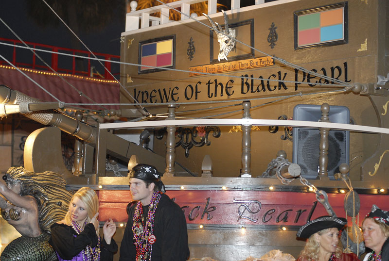 Forever Pink – Gay Hartman of the Black Pearl Pirate Ship – Contributes a Fine Testimonial